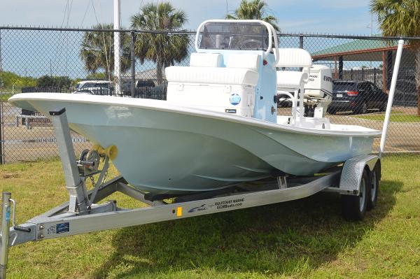 Gulf Coast Boats 200 Pro