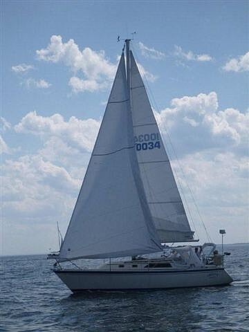 O'Day 31 1985 O'day 31 for sale in Marblehead, MA