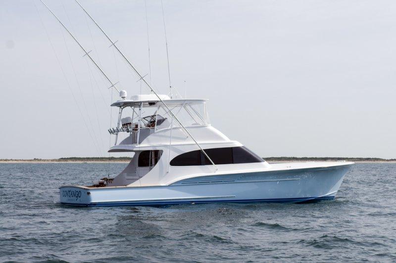Jarrett Bay Convertible Sportfish