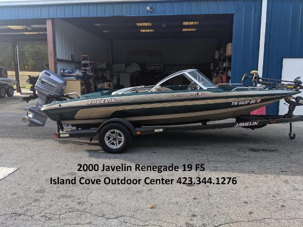 Javelin 19 Ski-N-Fish