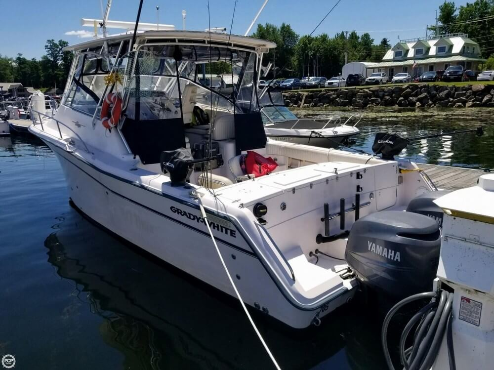 Grady-White 330 Express 2003 Grady-White 330 express for sale in Colchester, VT