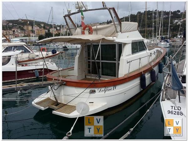Cantieri Navali Sciallino Sciallino 40 - 1995 20160513_110621...