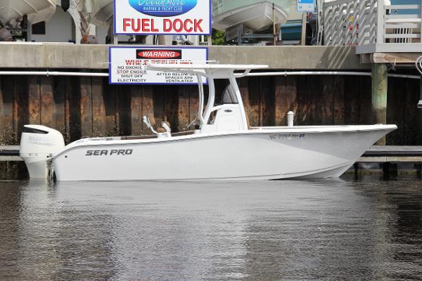 Sea Pro 239 CC