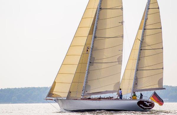 Joseph Martin Bootswerf Ocean going Ketch Tioga Ketch Tioga of Hamburg