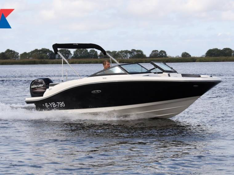 Sea Ray Sea Ray SPX 190 Outboard