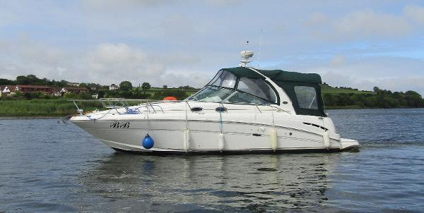 Sea Ray 335 Sundancer Sea Ray 335 Diesel
