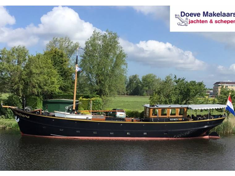 Dutch Barge Clipper style 22.00 with TRIWV