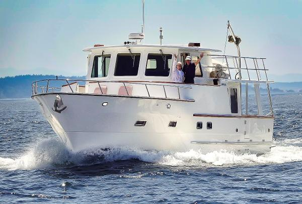 "DeFever Pilothouse 45' Defever ""KAREN"""