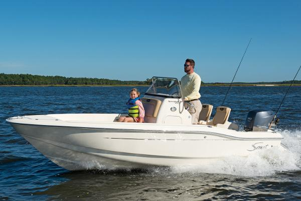 Scout 175 Sport Fish Manufacturer Provided Image