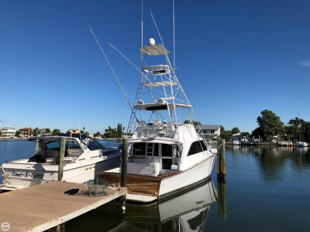 Ocean Super Sport 44 Supersport 1987 Ocean Super Sport 44 Supersport for sale in Madeira Beach, FL