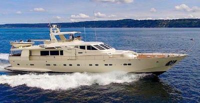 Azimut 105 Motor Yacht