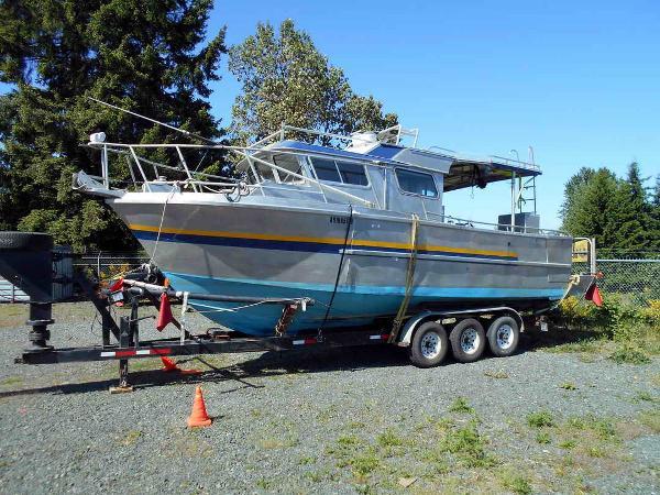 Aluminum Boat - Sport Fisher