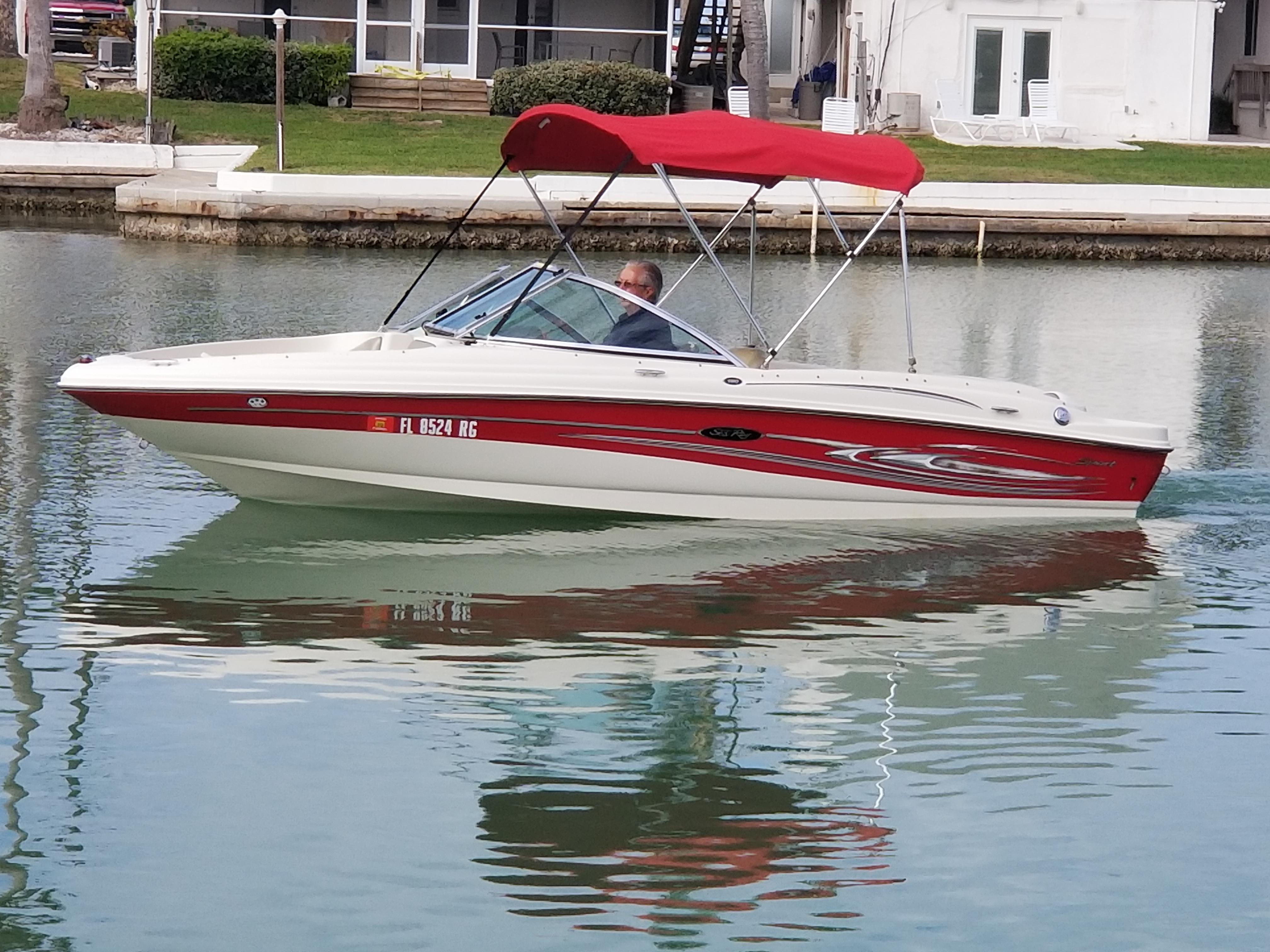 Sea Ray 180 Bowrider