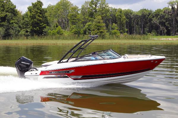 Monterey 215 Super Sport Manufacturer Provided Image