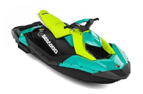 Sea-Doo SPARK 3 UP 90 With iBR