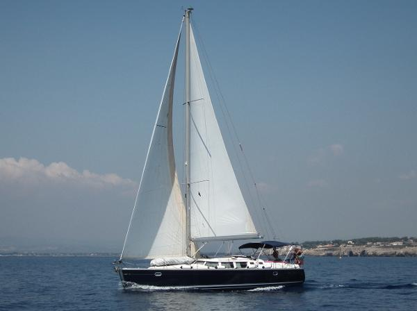 Jeanneau Sun Odyssey 43 DS Jeanneau Sun Odyssey 43DS Malta