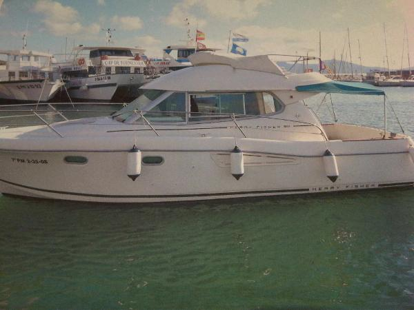 Jeanneau Merry Fisher 925 Jeanneau Merry Fisher 925