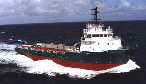 Custom Platform Supply Vessel
