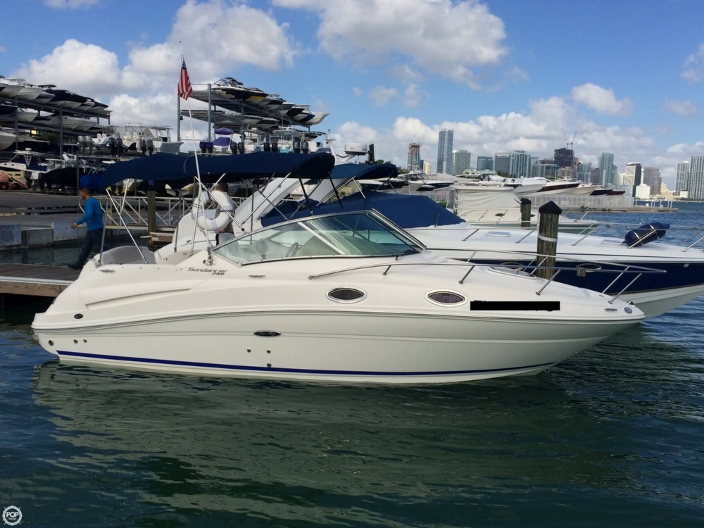 Sea Ray 240 Sundancer 2010 Sea Ray 240 Sundancer for sale in Key Biscayne, FL