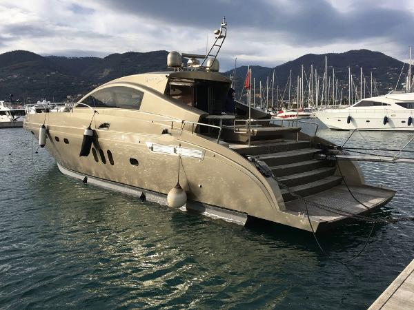 Jaguar 72 Hard Top