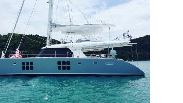Sunreef Sailing 60 Loft