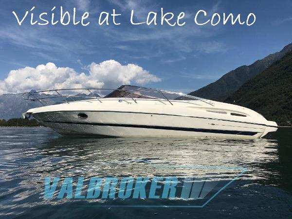 Cranchi CSL 28 Viusible lake como