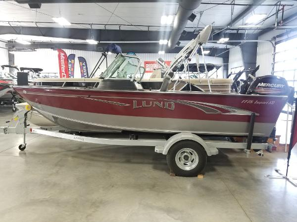 Lund 1775 Impact XS 2019 Aluminum Lund Fishing Boat for Sale