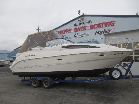 Bayliner 2655 Ciera boats for sale - boats com
