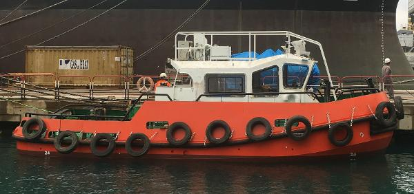Commercial Twin Screw 1000 hp Tug