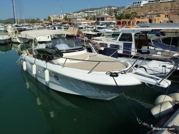 Sessa Marine Key Largo 28