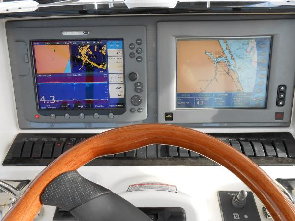 Raymarine and Navigator Electronics