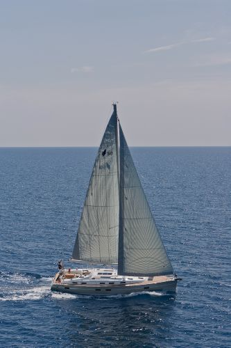 Bavaria 50 Cruiser Sailing