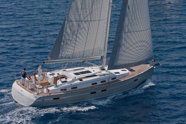 Bavaria 50 Cruiser Manufacturer Provided Image: Bavaria 50 Cruiser Stern