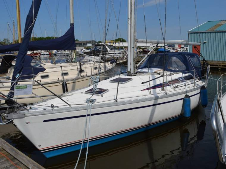 Jeanneau Jeanneau 34 Sunrise Met Variable Diepgang!