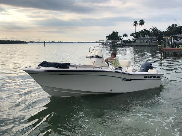 Grady-White Fisherman 180