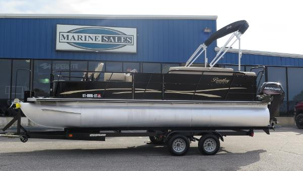 Bentley Pontoons 220 Fish