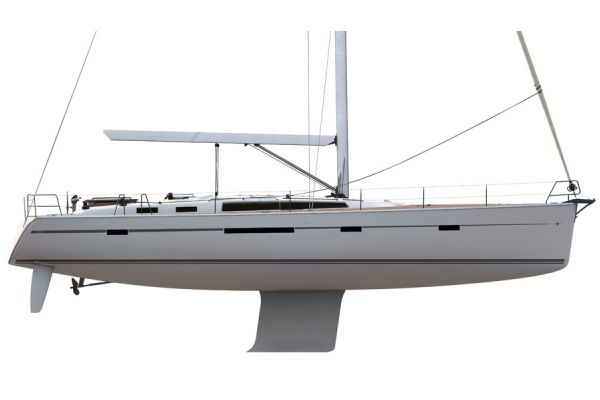 Bavaria 56 Cruiser Drawing