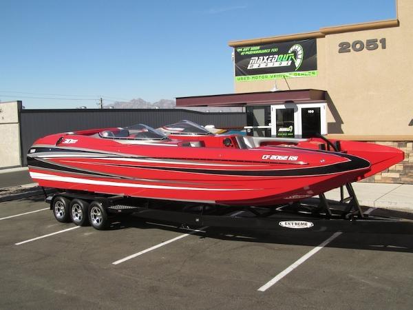Daves Custom Boats SPORTDECK