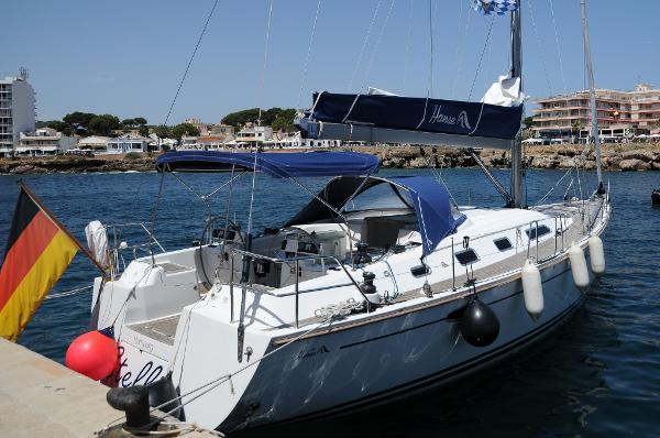 Hanse 461 Hanse 461 - h2o Yachting