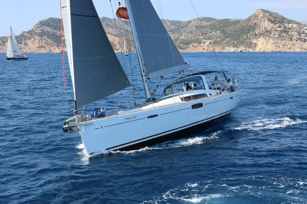 Beneteau Oceanis 60 Beneteau Oceanis 60 - Under sail