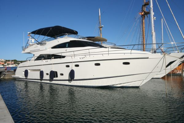Fairline Squadron 65 Main Photo