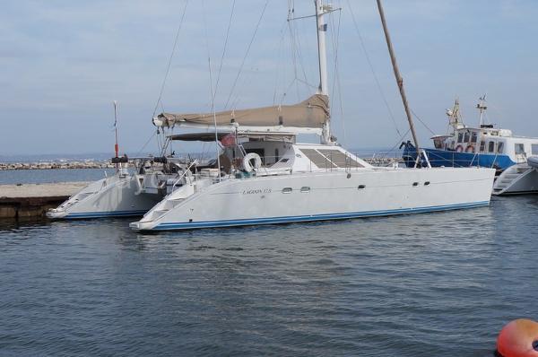 Lagoon 57 S AYC - Lagoon 57 S