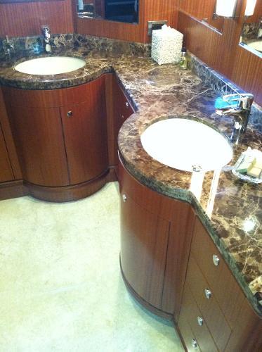 Master sinks