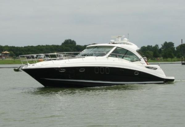 Sea Ray 48 Sundancer 2009 Sea Ray 48 Sundancer ZEUS