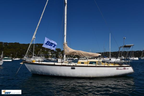 Sailboat Swanson 36 Swanson 36