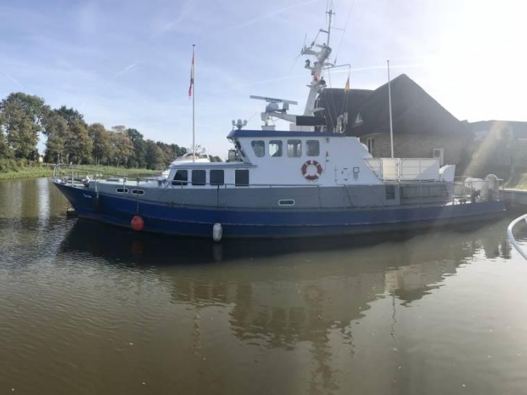Streckenboot 20m