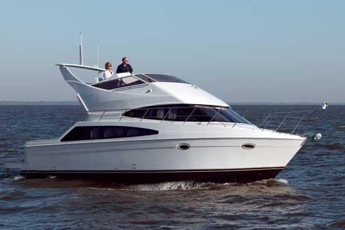 Carver 38 Super Sport Manufacturer Provided Image