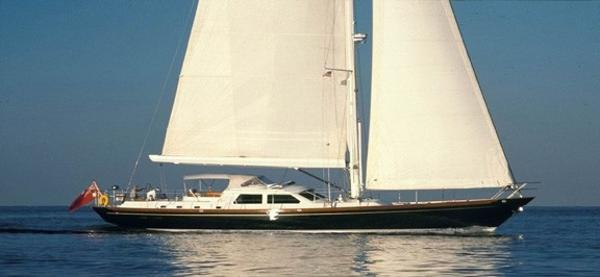 Sensation Yachts 73' Sensation Sailing