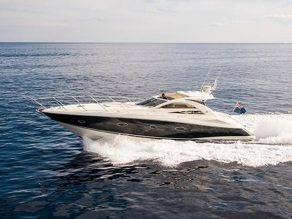 Sunseeker Portofino 53 Portofino 53 BASALT