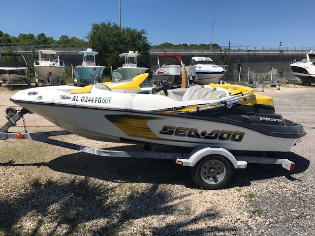 Sea-Doo Sport Boats 150 Speedster 155
